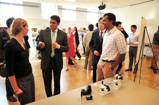 Undergraduate Research on the Rise at Cal