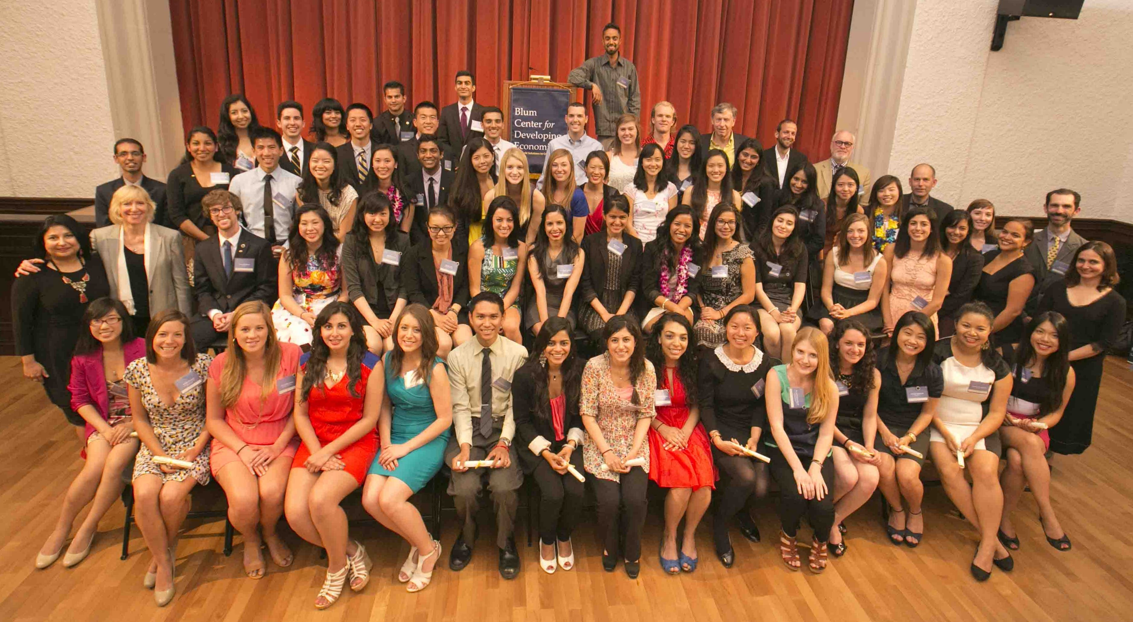 2013 GPP Graduates Look to Careers of Social Engagement