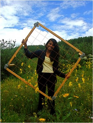Cherukumilli conducted field work in Colorado on climate change impacts on plant species distribution.