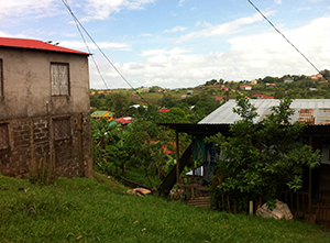 Rural communities in Bluefields, Nicaragua often rely on unfiltered water from groundwater sources. Photo by Bidisha Roy.