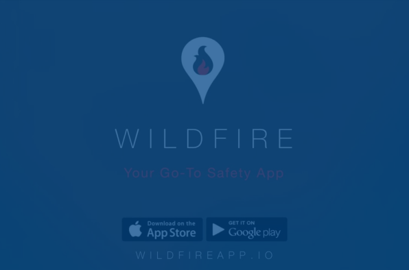 150th Graphic 41 Wildfire
