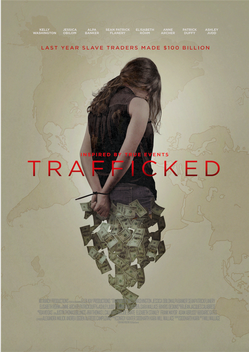 TRAFFICKED Film Screening and Panel Discussion a Resounding Success