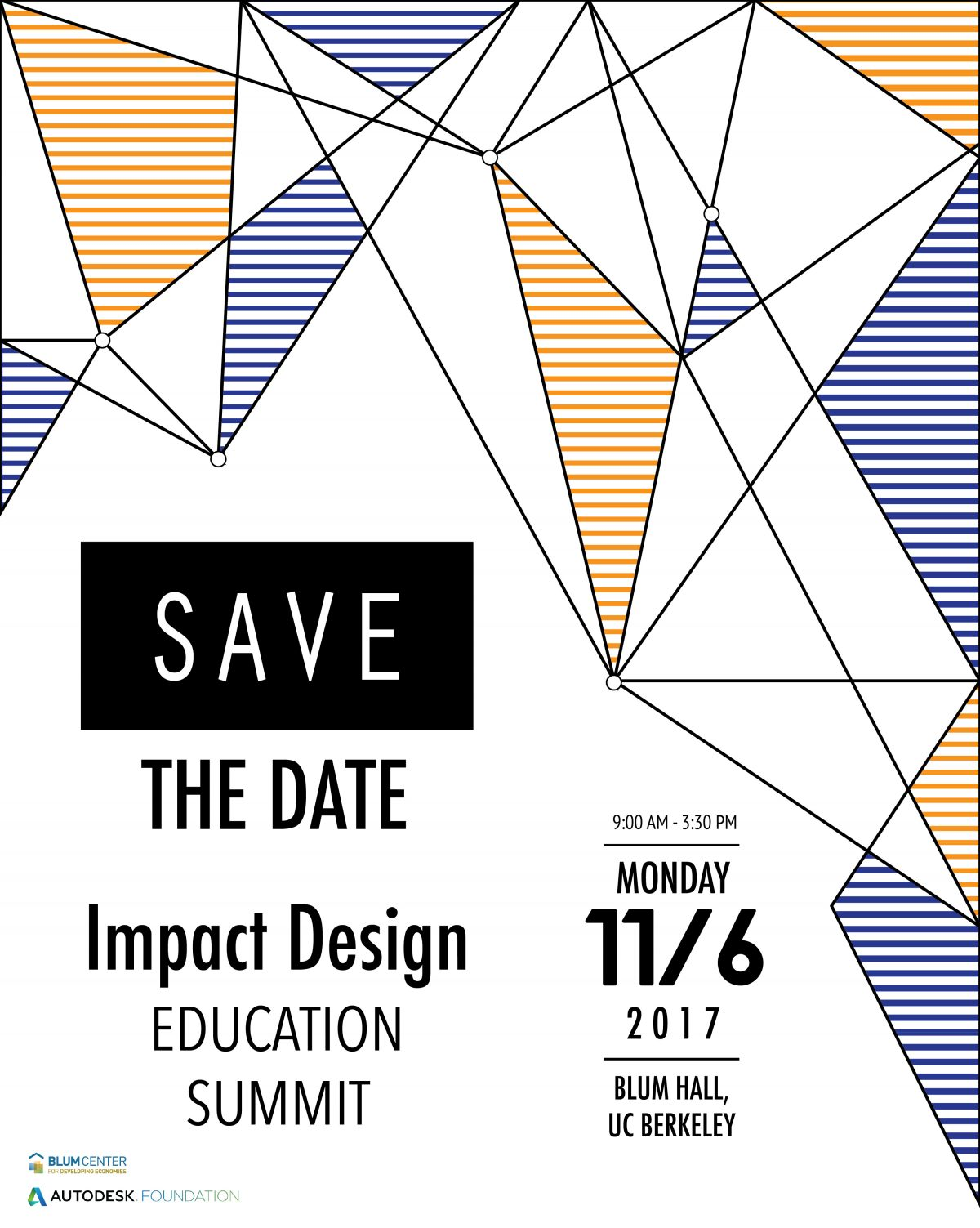 Save the Date: Blum Center to Host Impact Design Education Summit