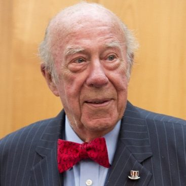 On the Passing of George Shultz