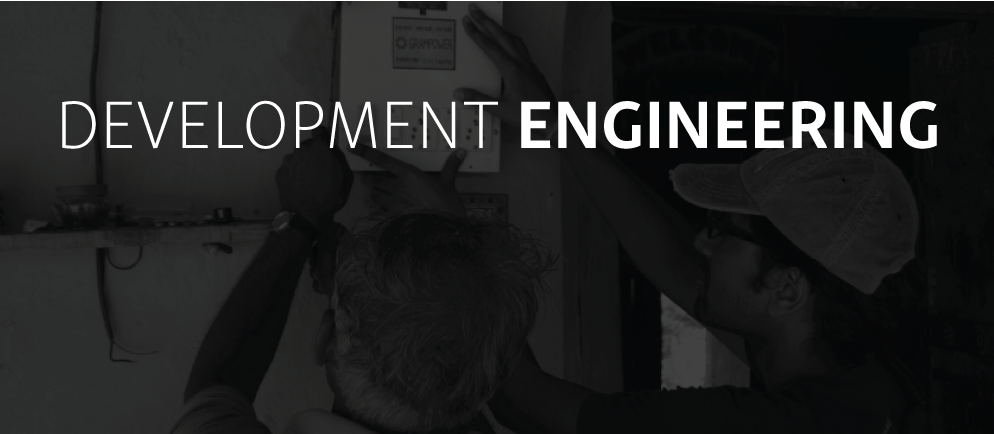 Development Engineering: A Critical Overview