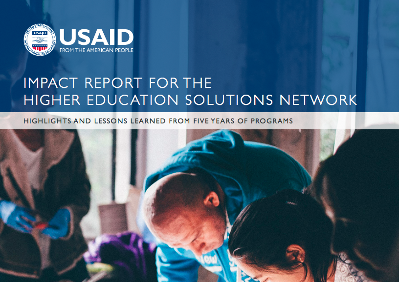 USAID Releases HESN 5-Year Impact Report