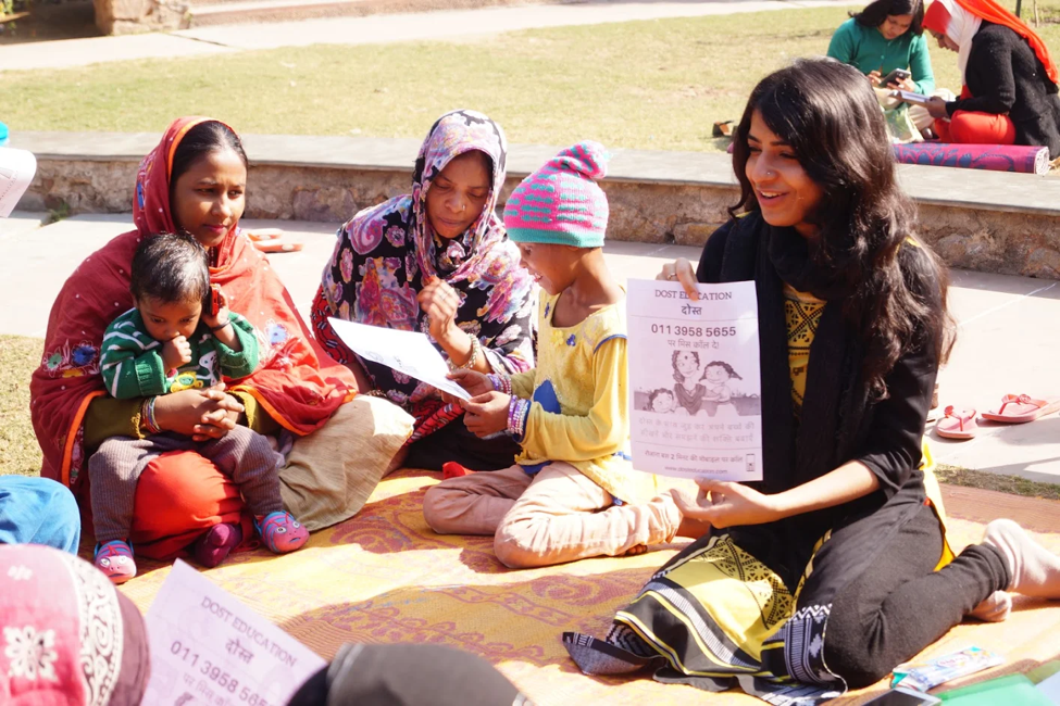 DOST— Fostering Early Childhood Development in India