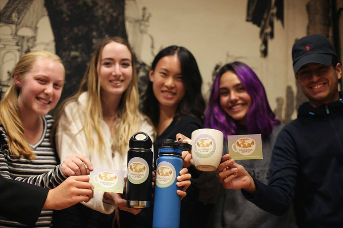 From Bean to Cup: Anti-Trafficking IdeaLab Develops App for Ethically Sourced Coffee