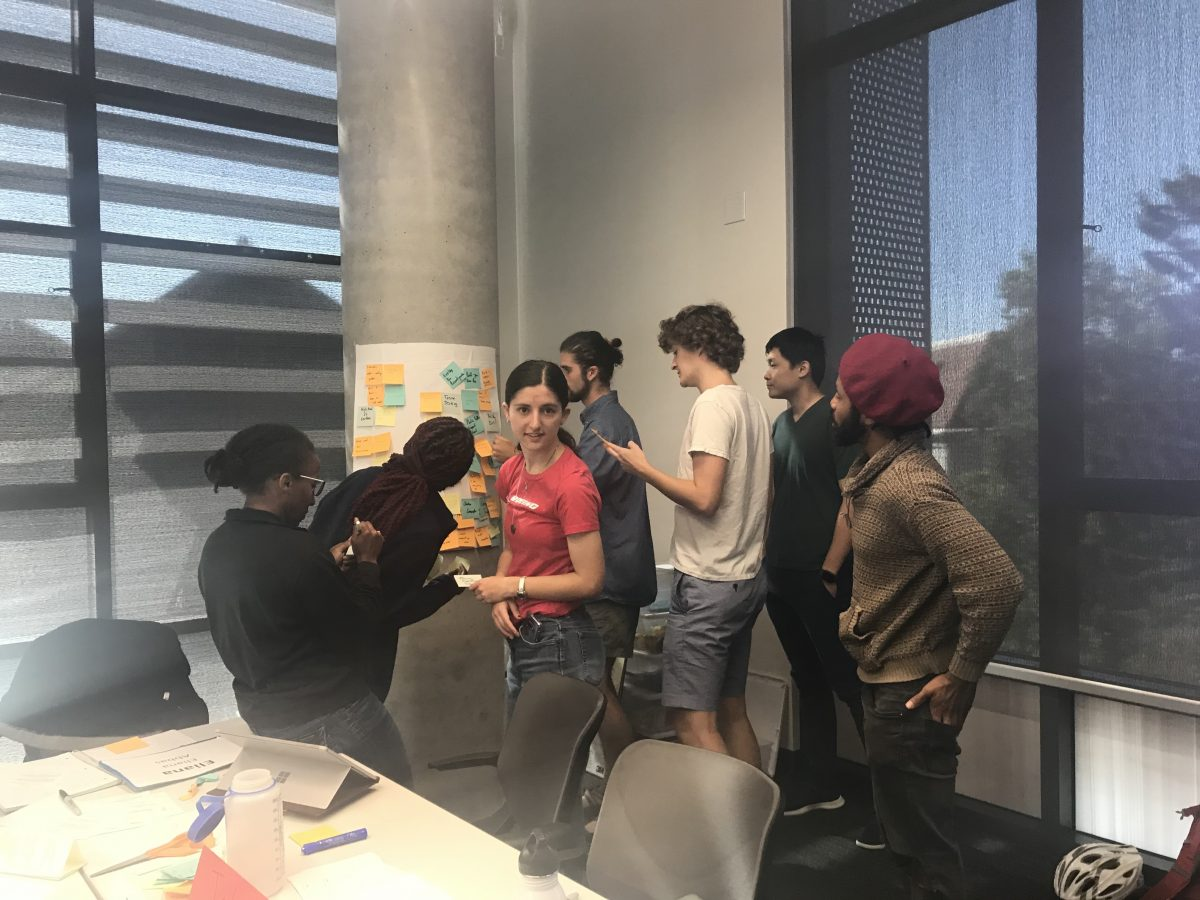 A Project-Based Course on Collaboration, Diversity, and Design Thinking