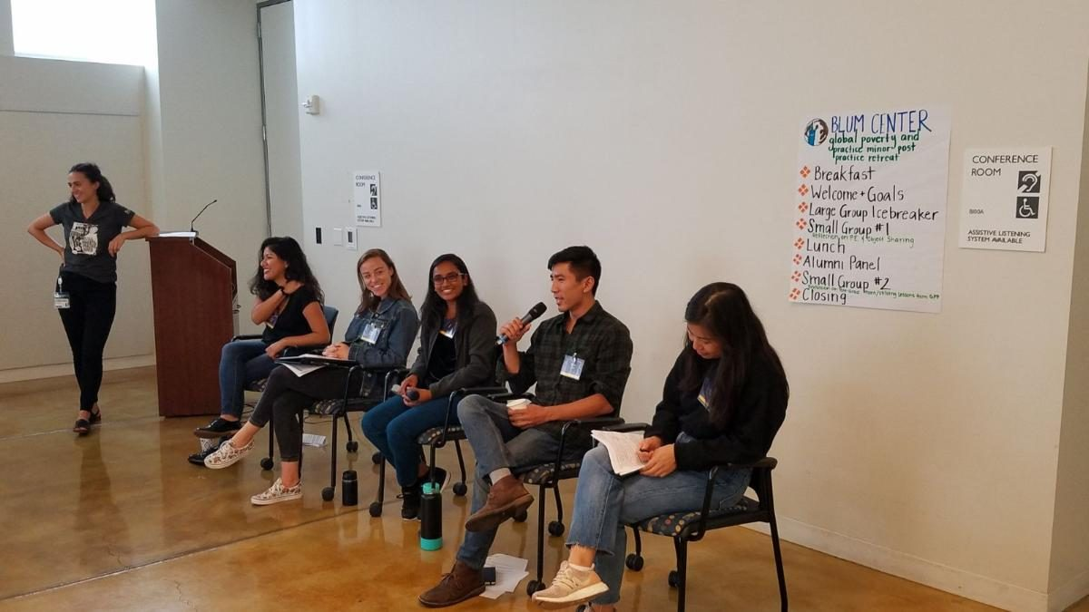 Global Poverty & Practice Alumni Share Lessons Learned