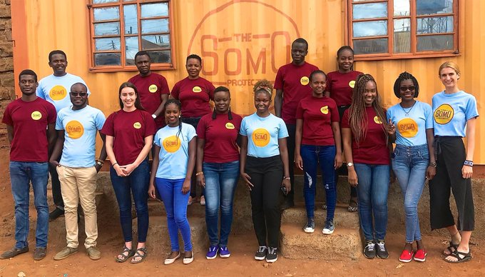 Supporting Low-Income Entrepreneurs in Nairobi