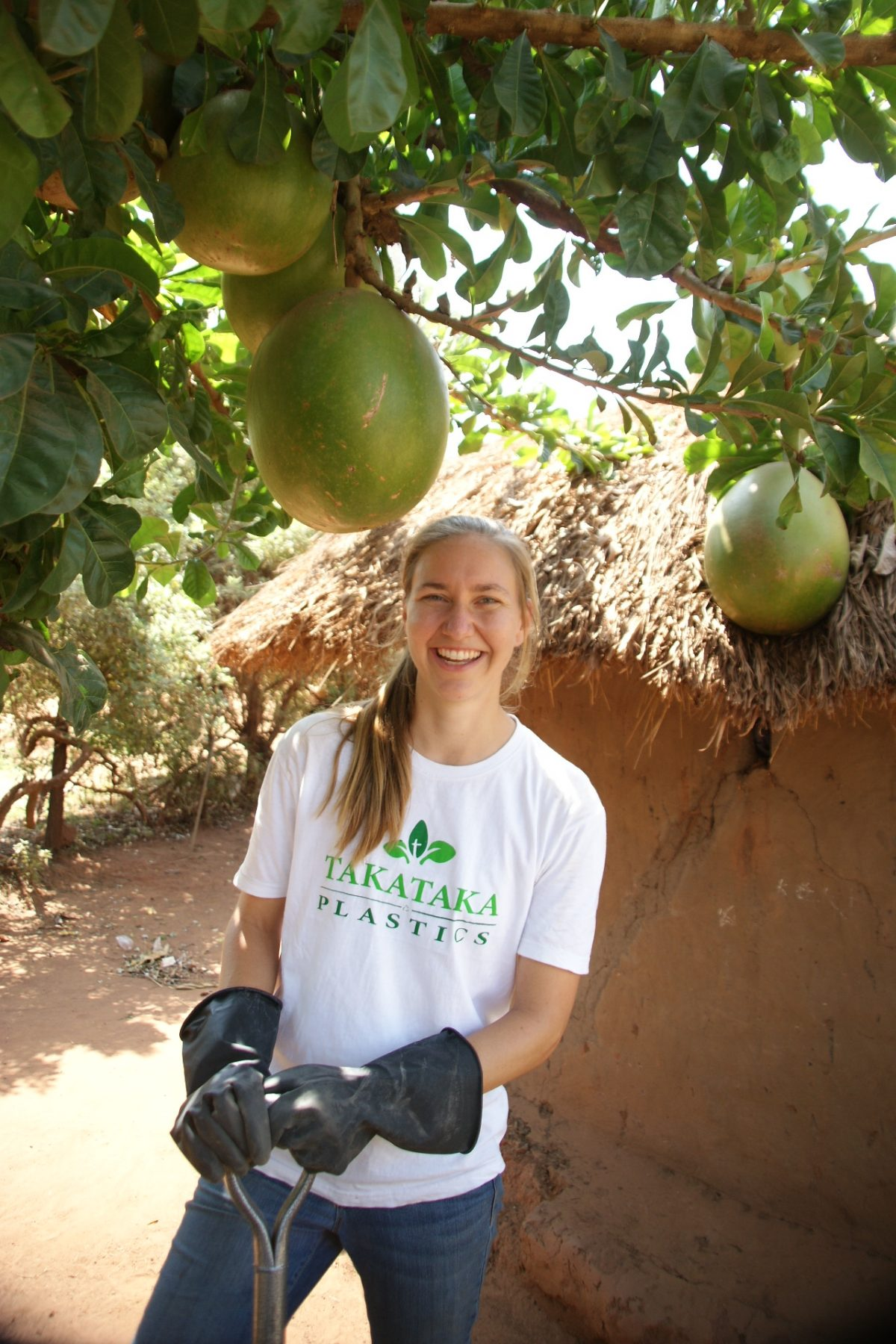 Ph.D. Student Paige Balcom Turns Awards into Innovation and Social Change in Uganda