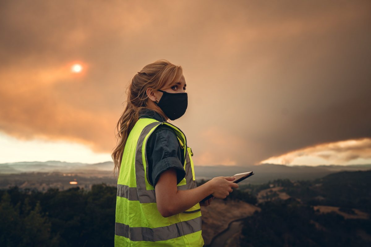 As Wildfires Worsen, Berkeley Students and Alumni Team Up with First Responders to Solve Information Challenges